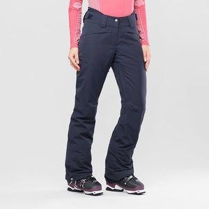 Salomon QST Snow Ski Pant — only worn once!